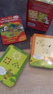 Lernspieldose Formen und