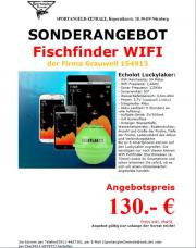 Luckylaker WiFi Fishfinder