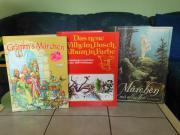 Märchenbücher, Fotoalbum