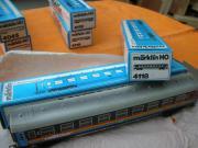 Märklin 4118 Personenwagen der SNCB