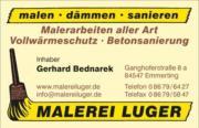 Maler/Lackierer, Hilfsarbeiter