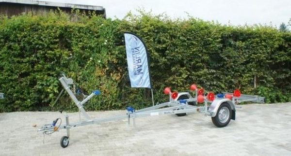 Marlin Bootstrailer BT RB 500 BV in Tettnang - Bootsanhänger kaufen ...