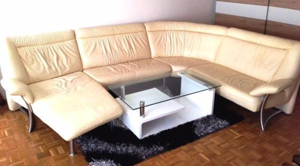 mega angebot verkaufe sch ne hochwertige leder couch in lochau polster sessel couch. Black Bedroom Furniture Sets. Home Design Ideas