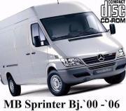 Mercedes Sprinter 901-905 Service PROFI-Werkstatt Reparatur