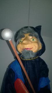 Merlin Zauberer zum