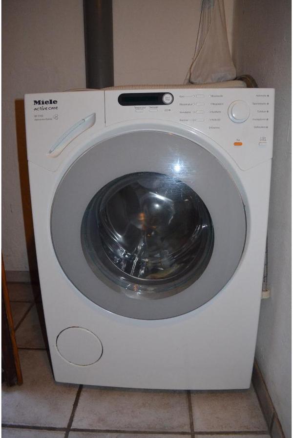 miele w 1740 wps active care waschmaschine in hamburg waschmaschinen kaufen und verkaufen ber. Black Bedroom Furniture Sets. Home Design Ideas