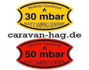 Mobile Gasprüfung für
