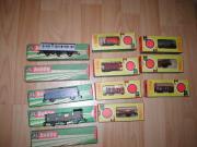 Modellbahn Sammlung TT