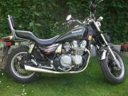 Motorrad, Chopper Kawasaki