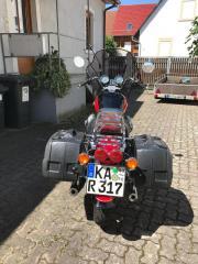 Motorrad Moto-Guzzi