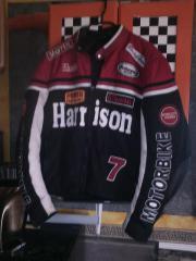Motorradjacke XXL