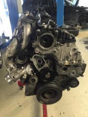 Motorreparatur schaden BMW