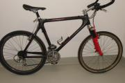 Mountainbike GIANT Carbonrahmen
