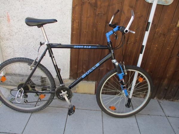 MTB Mountainbike von » Mountain-Bikes, BMX-Räder, Rennräder