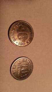 Münzen antik