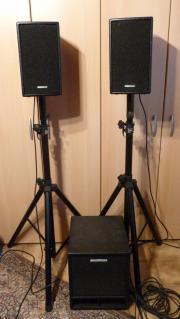 Musikanlage Pronomic XL