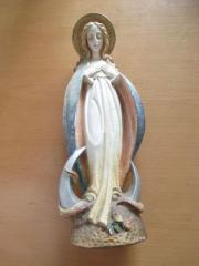 Mutter Gottes Statue