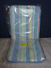 MWH Sitzauflage Sesselauflage Kissen Sitzkissen