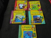 neue Bastelbücher Spielebücher für Kinder