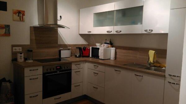 neuwertige inhofer-küche in laupheim - küchenzeilen, anbauküchen ... - Inhofer Küche