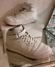 Nike Airforce weiß