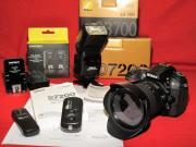 Nikon D7200 set