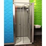 Nischentür für Dusche