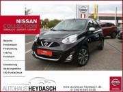Nissan Micra N-Tec Sitzhzg NAVI