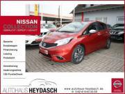 Nissan Note N-Tec Navi Kamera