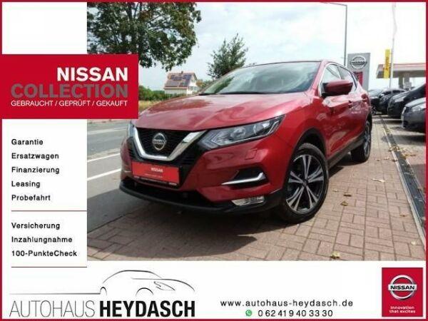 Nissan Qashqai N-Connecta 360°-Kamera NAVI