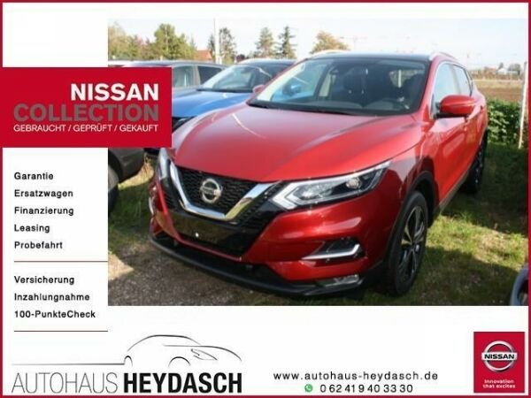 Nissan Qashqai N-Connecta PGD LED