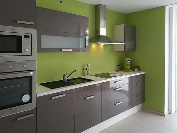 nobilia k chen weiss hochglanz u form. Black Bedroom Furniture Sets. Home Design Ideas
