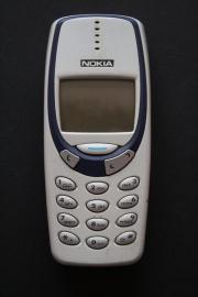 Nokia 3330 Arctic