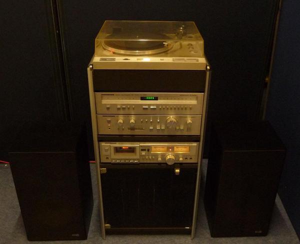 Nordmende philharmonic hifi system Stereoanlage