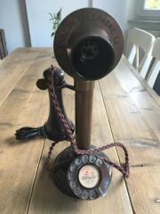 Nostalgietelefon im Retrodesign