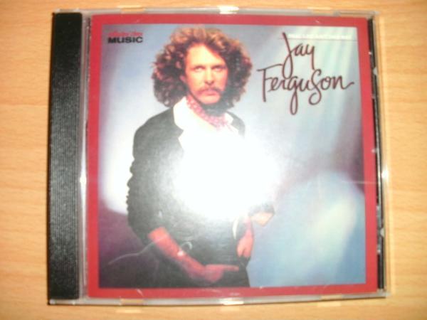 Nwgt CD von JAY FERGUSON