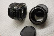 Objektiv - Canon 50mm