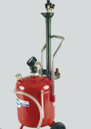 Ölabsauggerät mit 24 l Fassungsvermögen