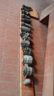 Oldtimer Lichtmaschinen und