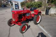 Oldtimer Traktor Mc