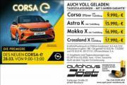 Opel Astra Basis 5-TüRER 1