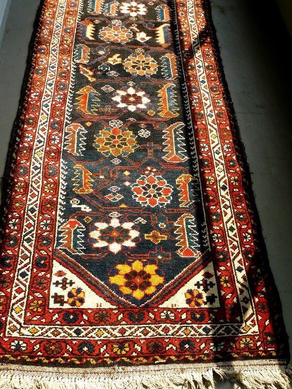 Orientteppich antik  Orientteppich Iran antik (T067) in Aachen - Teppiche kaufen und ...