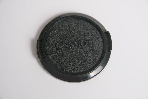 Orig Canon FD Objektivfrontdeckel-Frontlenscap-52 mm