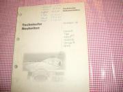 Orig -Opel KTA1943 techn Neuheiten