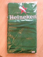 Original Heineken Badetuch.