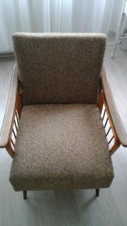 Sessel 50er gebraucht kaufen 2 st bis 60 g nstiger for Sofa 60er gebraucht