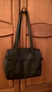original VOI Lederhandtasche