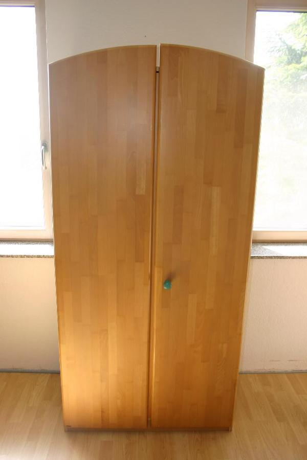 paidi kleiderschrank buche in seeheim jugenheim kinder jugendzimmer kaufen und verkaufen. Black Bedroom Furniture Sets. Home Design Ideas