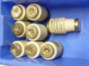 Paket Diazed -Sicherungen Schmelzsicherungen und