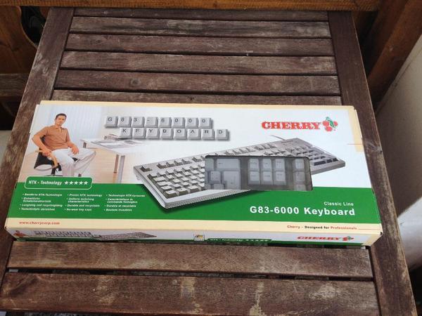 PC Cherry G83-6000 Classic Line